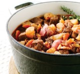 Beef Stew with Red Potatoes
