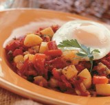 Tom Douglas' Corned Beef Hash with Yukon Gold Potatoes