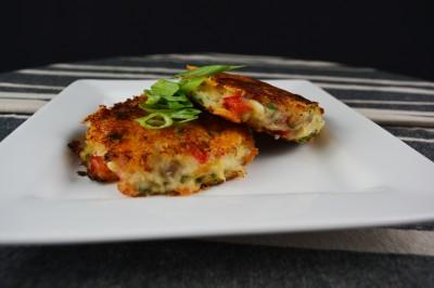 Potato Crab Cakes