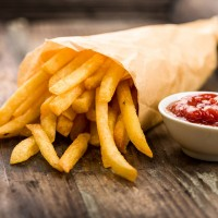CRINKLE CUT FRIES ADDED TO THE MENU AT ARBY'S