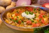 Green Chili Enchilada Potatoes
