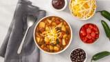 Instant Pot Potato and Bean Chili