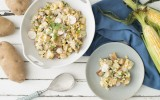 Mexican Potato and Corn Salad