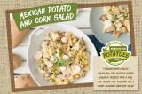 Mexican Potato and Corn Salad