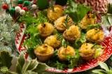Roasted Rosemary and Butternut Potato Bites