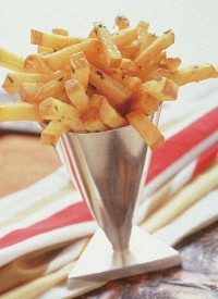 GLOBAL DEMAND GROWTH SEEN FOR FRENCH FRIES