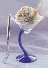 KASPAR'S POTATO, LOBSTER AND ARUGULA MARTINI