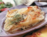Tom Douglas' Potato-Turnip Gratin