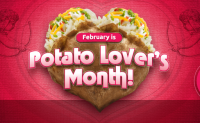 Potato Lovers Month