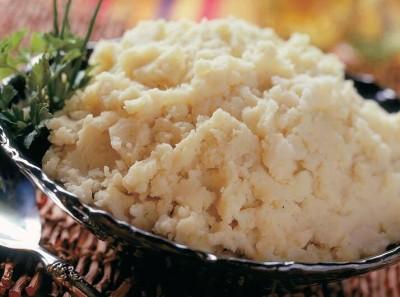 Swedish Providence Wasabi Mashed Potatoes