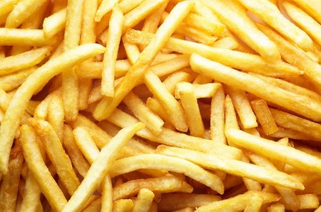 French Fry Nutrition
