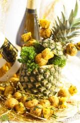 Poppin' Pineapple Potato Skewers