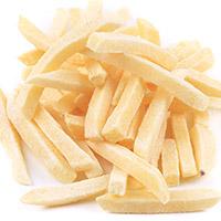Frozen Potatoes