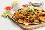 Turkey Taco Potato Nachos