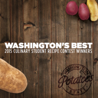 WASHINGTON'S BEST 2015 CULINARY STUDENT RECIPE CONTEST WINNERS