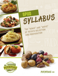 The Spud Syllabus - All About Fresh Washington Potatoes